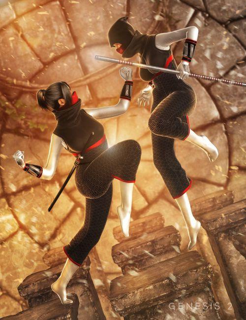 Ninja Sport for Aiko 6