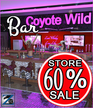 Z Coyote Wild Bar