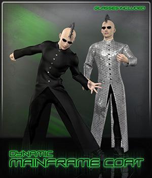 Dynamic Mainframe Coat