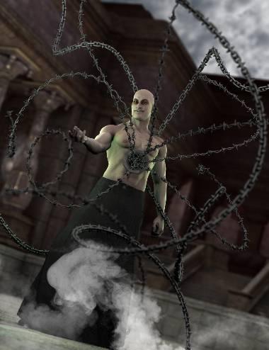 Strands of Horror for Genesis 2