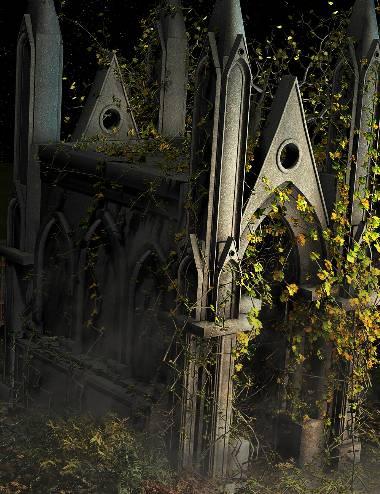 Ravenwood Cemetery - Mausoleum
