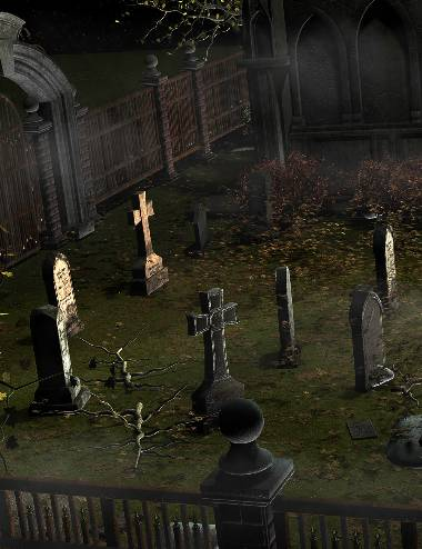 Ravenwood Cemetery - Headstones