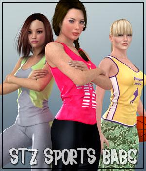 STZ Sports Babe for V4