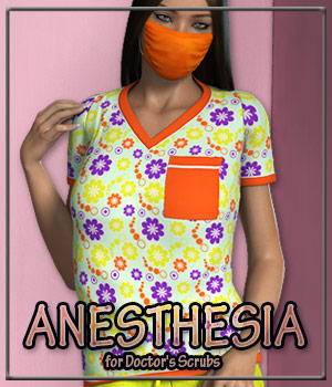 ANESTHESIA for Doctor's Scrubs