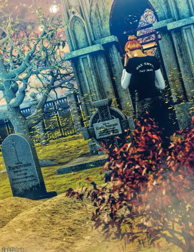 Ravenwood Cemetery- Bundle