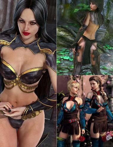 Genesis 2 Female Adventure Bundle