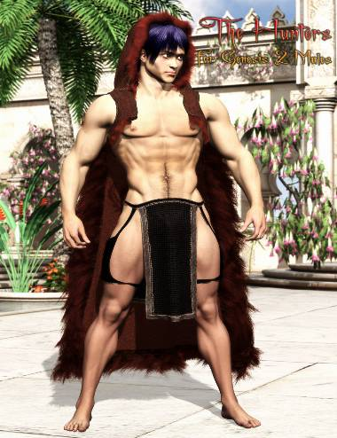 The Hunters for Genesis 2 Male(s)