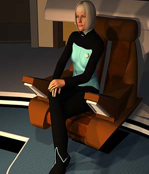 Explorer Genesis 2 Female \ Victoria 6