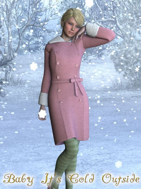 Baby Its Cold Outside for Genesis 2 Female