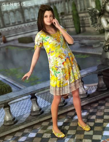 Memories of Summer for Genesis 2 Female(s)