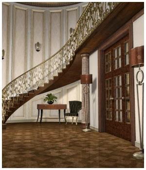 Grand Foyer Corner
