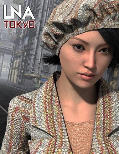 LNA Tokyo for Genesis 2 Female(s)