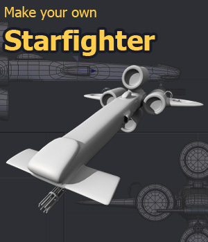 Make you own Starfighter
