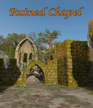 AJ Ruined Chapel