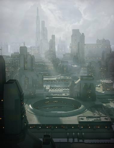 Greeble City Blocks 3