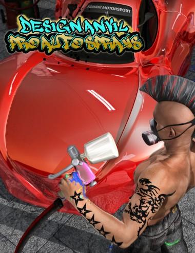 DA Pro Auto Sprays