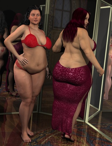 Big Beautiful Genesis 2 Female(s)