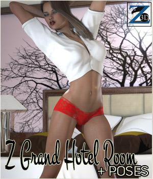 Z Grand Hotel Room + Poses