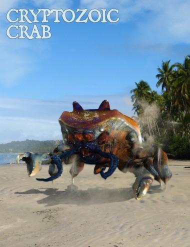 Cryptozoic Crab