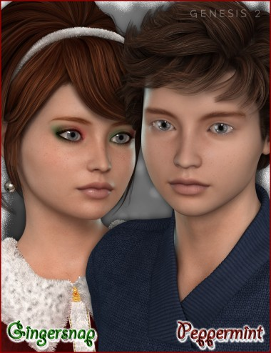 FWSA Gingersnap and Peppermint HD Bundle