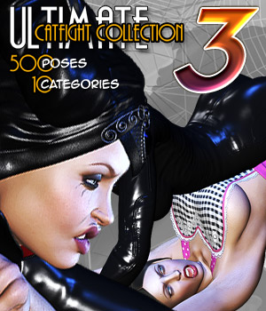 Ultimate Catfight Collection- Part 3