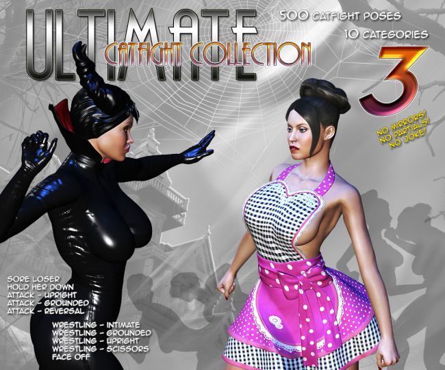 Ultimate catfight collection part 3 0 ultimate catfight collection