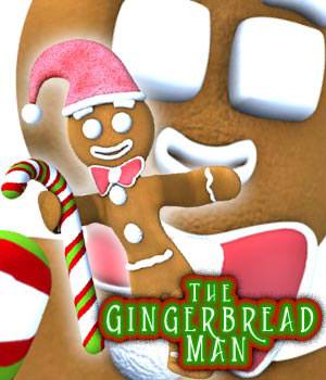 S1M Gingerbread Man