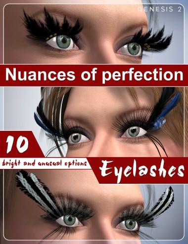 Nuances of Perfection - Eyelashes