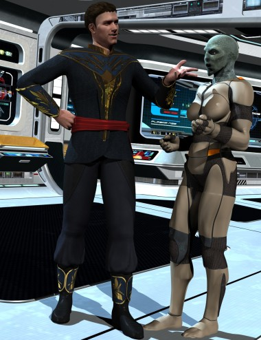 Ambassador for Genesis 2 Male(s)