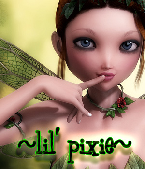 Lil Pixie For Dolly (G2F)