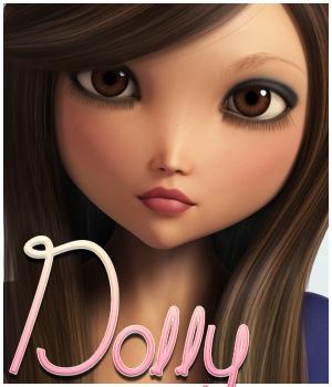 Dolly Base for Genesis 2 Female(s)