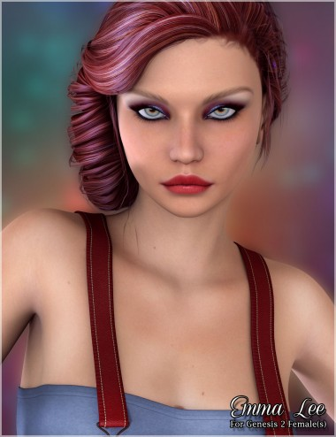 Emma Lee For Genesis 2 Female(s)