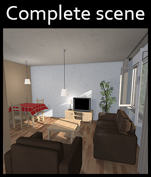 Low-Budget Apartment