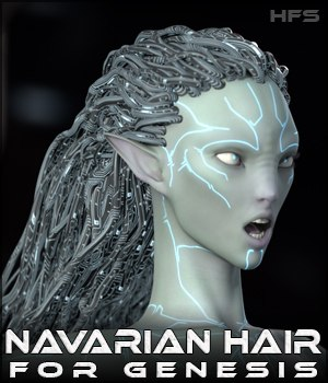 HFS Races: Navarian Hair