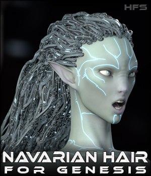 HFS Races: Navarian Hair