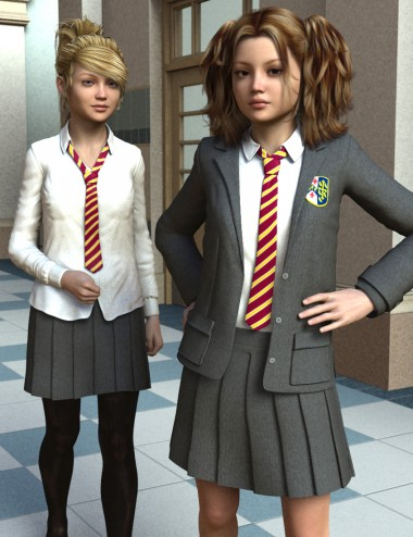 Time for School for Genesis 2 Female(s)