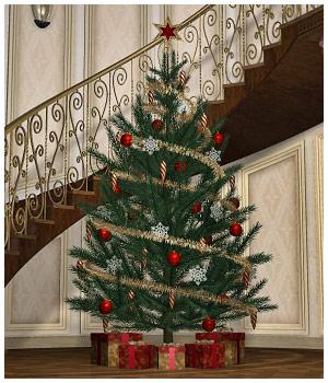 GCD Christmas Tree