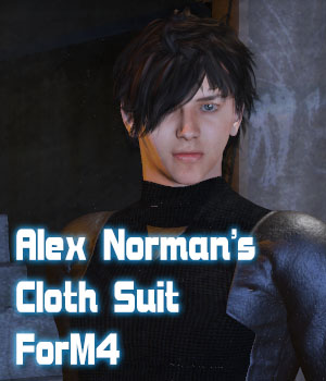 Alex Norman's Cloth Suit for M4