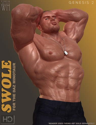 Genesis 2 SWOLE for the Minotaur 6