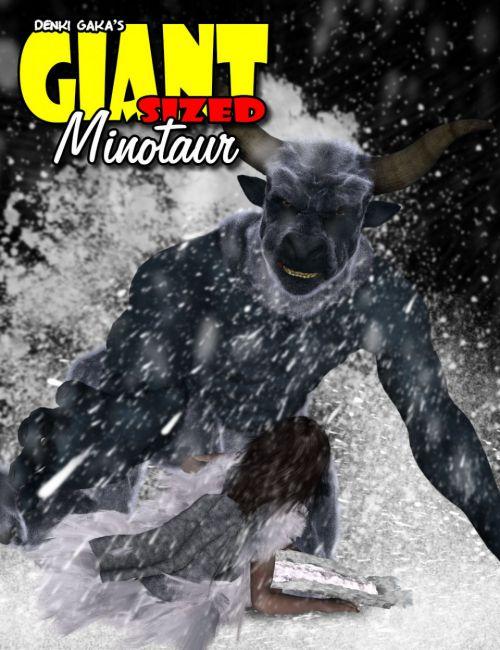 Giant Sized Minotaur 6
