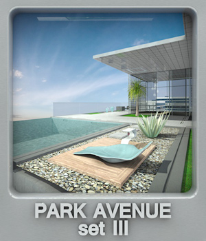 Park Avenue set III