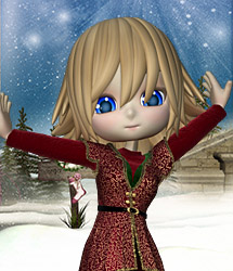 Cookie Lil' Elfen Holiday Addon