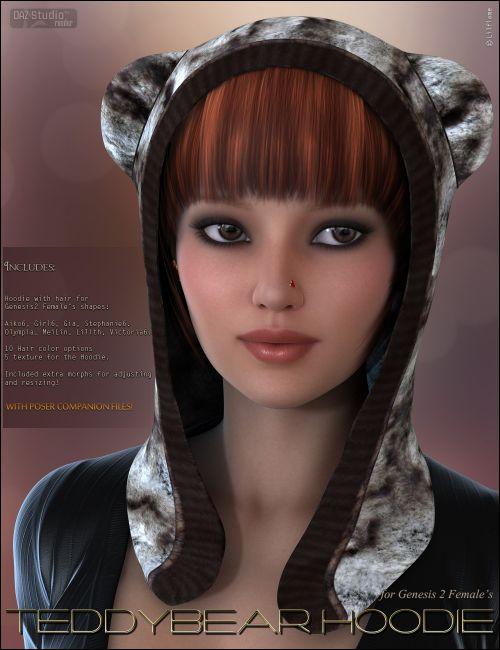 TeddyBear Hoodie G2F