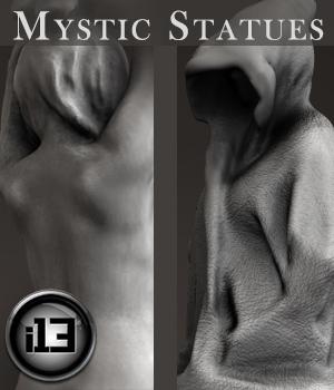 i13 Mystic Statues