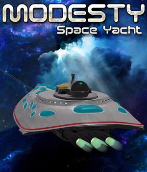 Modesty - Space Yacht