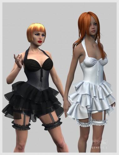 Dancers for Genesis 2 Female(s)
