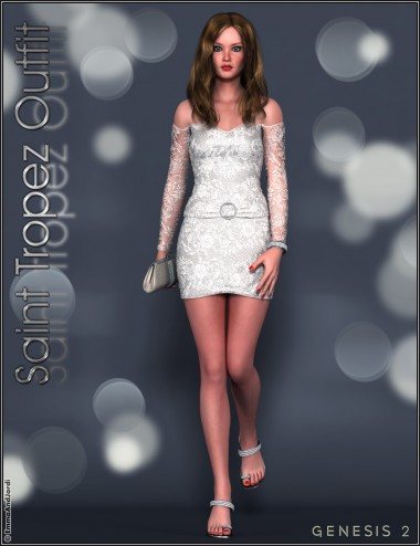 Saint Tropez Outfit and Accessories