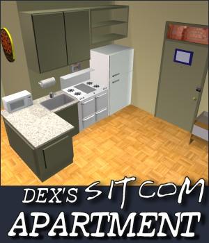 Sitcom Apartment 01
