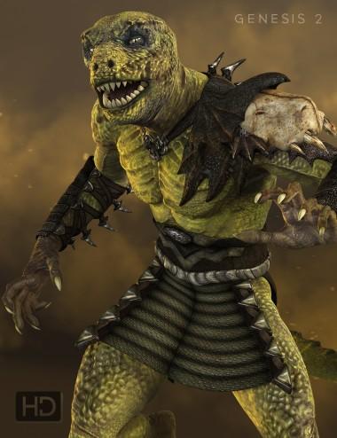 Reptilian 6 HD Bundle