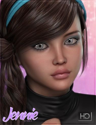 FW Jennie HD for Belle 6